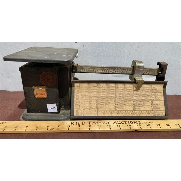 TRINER AIR MAIL SCALE