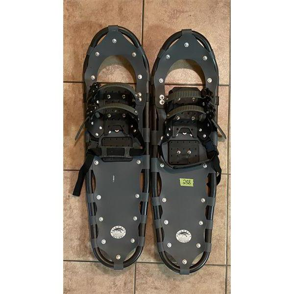 """ROCK WATER DESIGNS - SNOWSHOES - NO SZ MARKED - 30"""""""