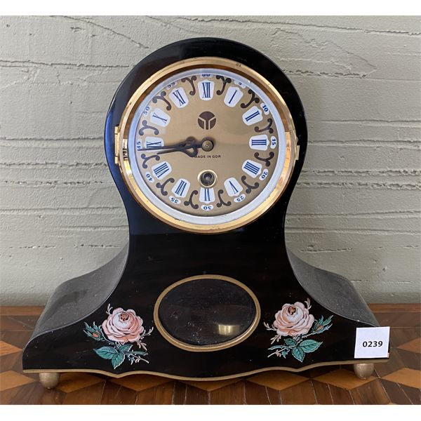 MANTLE CLOCK - MADE IN GDR