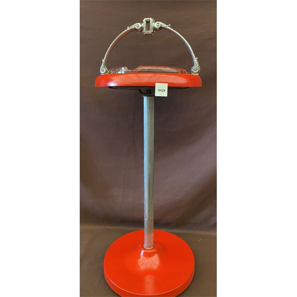 VINTAGE ASHTRAY STAND - 24 INCHES TALL