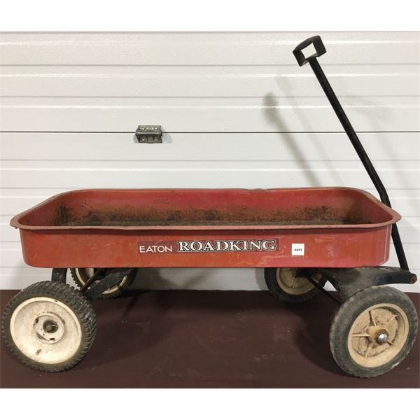 EATON'S ROADKING CHILD'S WAGON - APPROX 36 INCHES