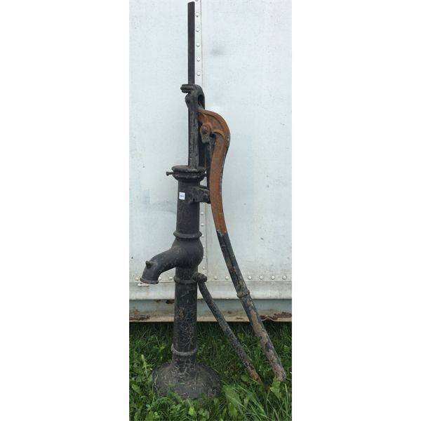 ANTIQUE WATER PUMP - 56 INCHES