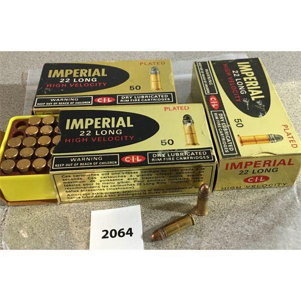 150 X IMPERIAL .22 L