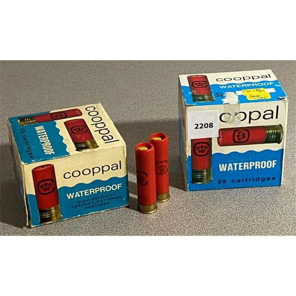50 X COOPPAL 28 CAL - BELGIAN