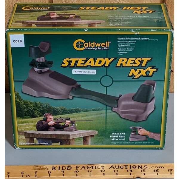 COLDWELL STEADY REST SHOOTING REST