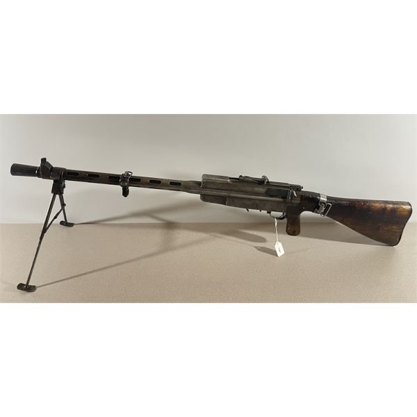 DEACTIVATED - LHATI M26 MODEL LIGHT MACHINE GUN IN 7.62 X 54 R - NO PAL REQUIRED
