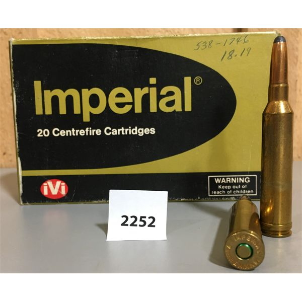 AMMO: 20 x 7MM REM MAG - IMPERIAL