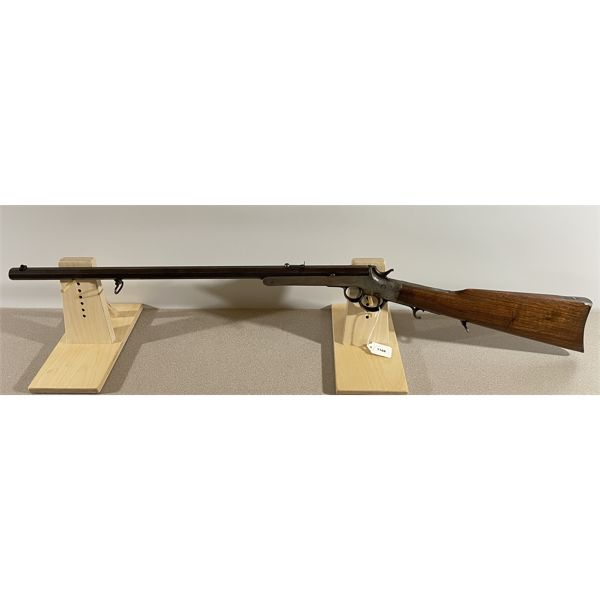 FRANK WESSON FIRST MODEL IN .44 RF - ANTIQUE CLASS