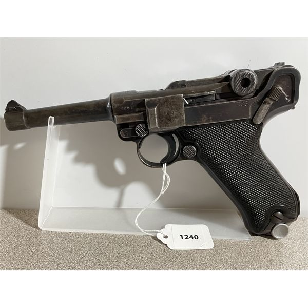 LUGER MODEL S 42 IN 9 MM LUGER - PROHIB CLASS
