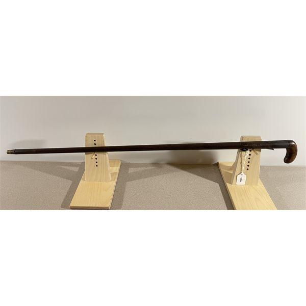 CANE GUN IN .55 PERC - ANTIQUE CLASS