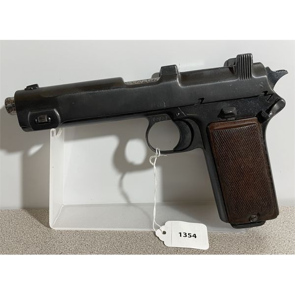 STEYR MODEL 1916 9 MM  - RESTRICTED CLASS