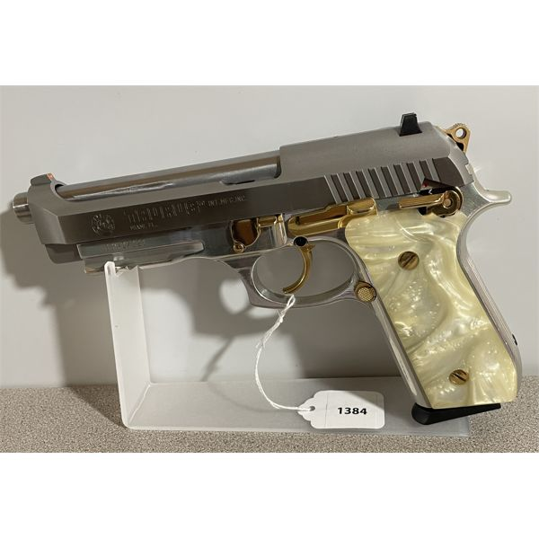 TAURUS MODEL PT100AFS SPECIAL EDITION IN .40 S&S  - RESTRICTED CLASS