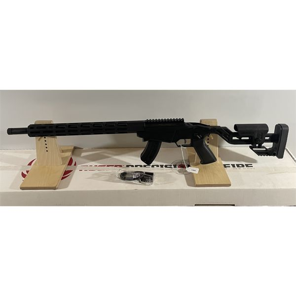 RUGER PRECISION BX-15 MODEL IN .22 WMR