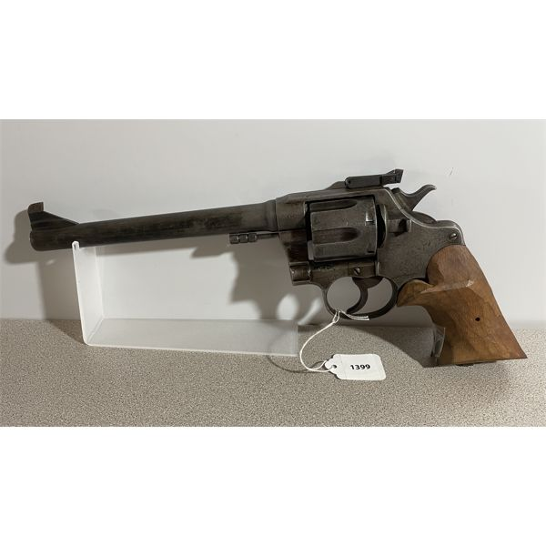 COLT NEW SERVICE MODEL IN .455 ELEY - RESTRICTED CLASS