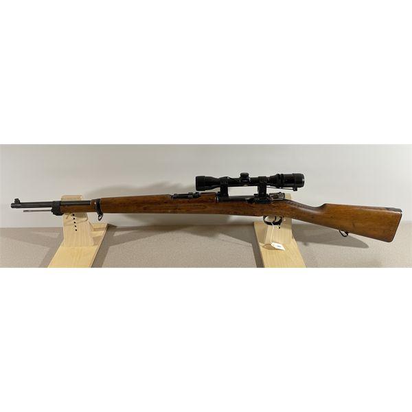 HUSQVARNA MAUSER MODEL M38 IN 6.5 X 55