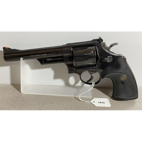 SMITH & WESSON MODEL 29-3 IN .44 MAG