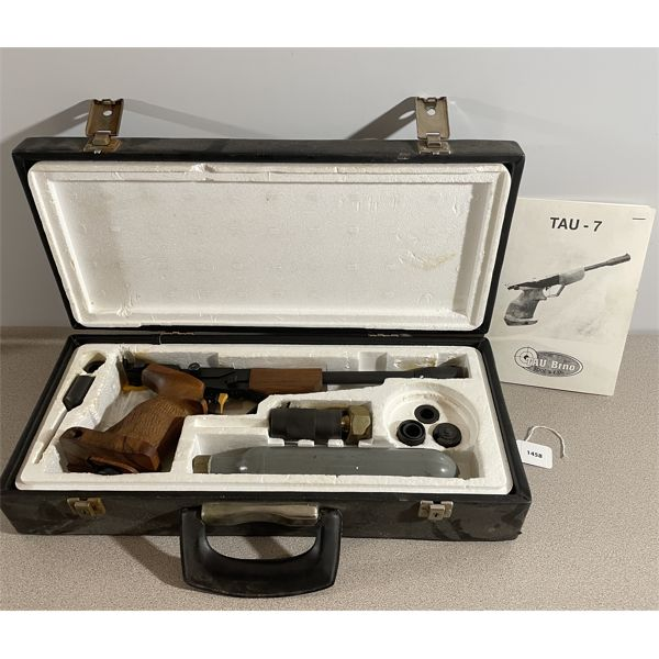 BRUNO TRAU IN .177 TARGET PISTOL - NO PAL REQUIRED