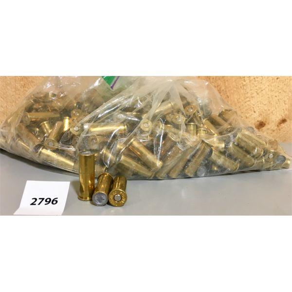 AMMO: APPROX 300X 38 SPL  HANDLOADS ( 11 LBS)