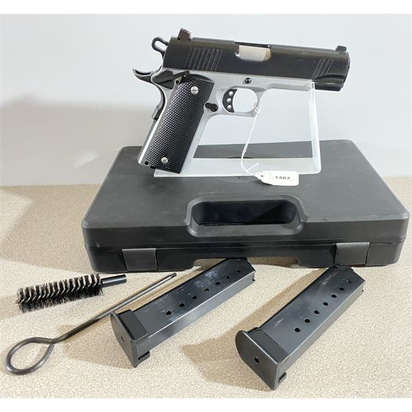 NORINCO DOMINION ARMS MODEL NP27 IN .45 ACP - RESTRICTED CLASS