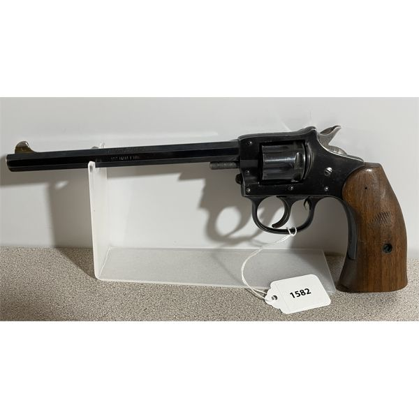 H & R TRAPPER MODEL IN .22 - RESTRICTED CLASS