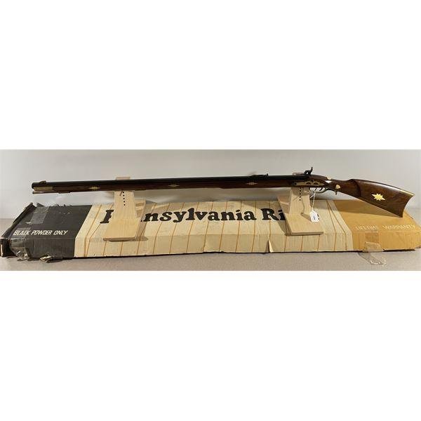 SPANISH PENNSYLVANIA RIFLE IN .50 PERC