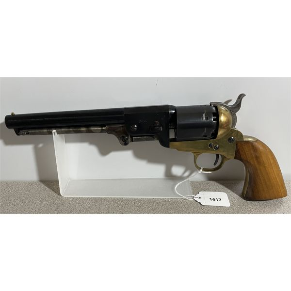 UBERTI NAVY ARMS IN .36 CAL PERC  - RESTRICTED CLASS