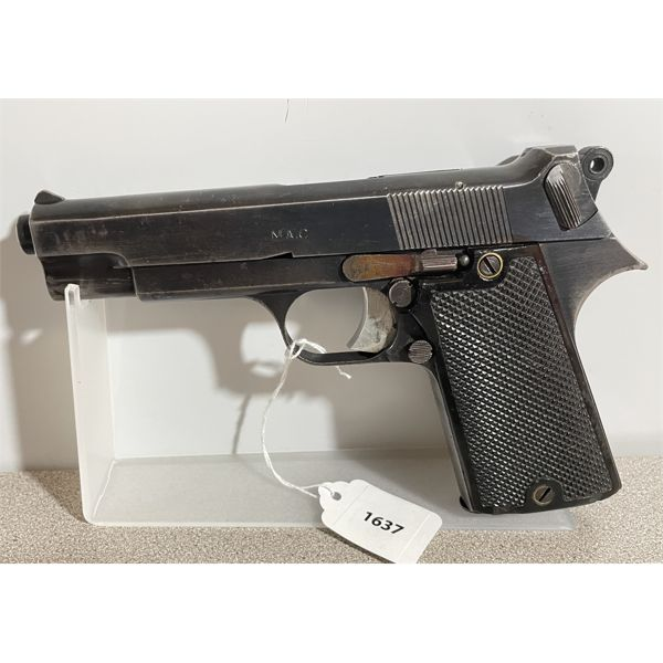 MAC 1935S MODEL IN 7.62 FRENCH LONG - RESTRICTED CLASS