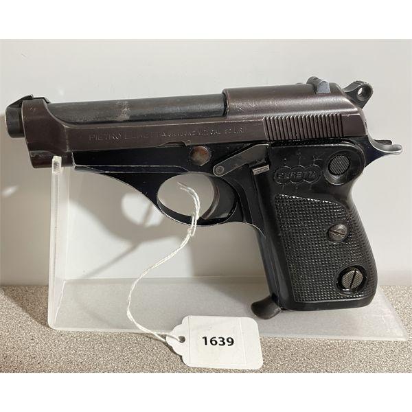 BERETTA MODEL M71 IN .22 LR - PROHIB CLASS