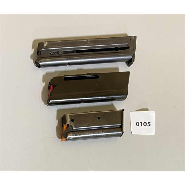 LOT 3 - .22 CAL MAGS - 1 X S&W