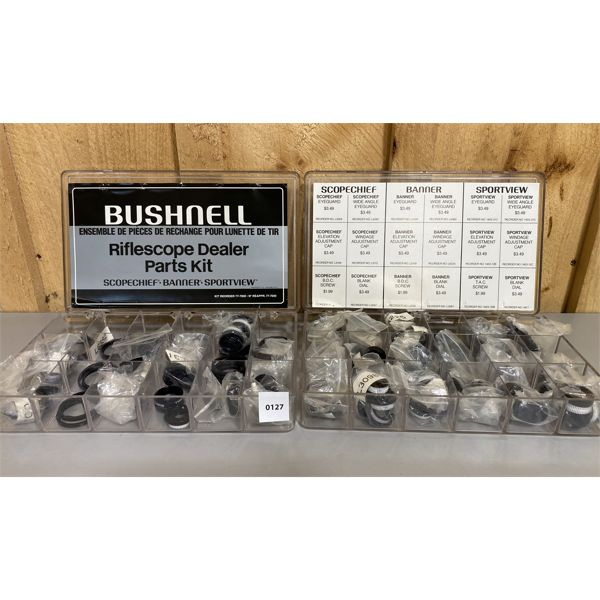 LOT OF 2 - BUSHNELL SCOPE REPAIR KITS - NEW PARTS