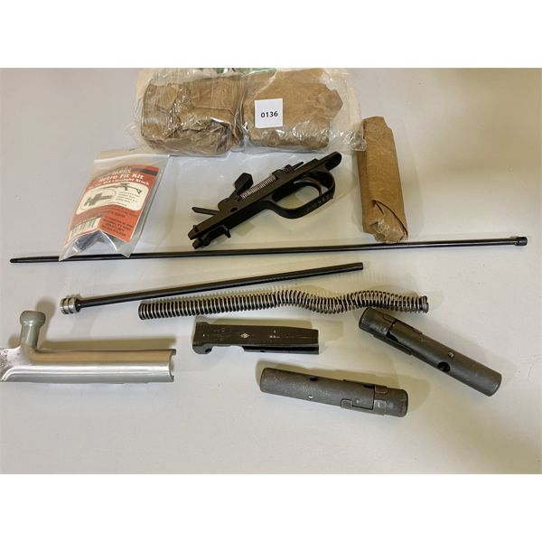 JOB LOT - SKS CLEANING KITS, OILERS & PARTS