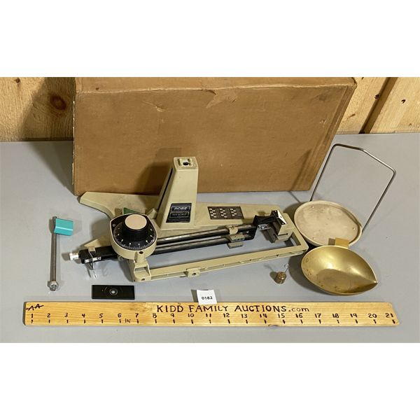 RCBS 304 RELOADING SCALE