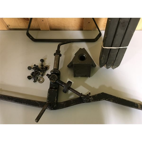 WWII CND LEE ENFIELD 303 SMLE ARTILLERY STAND