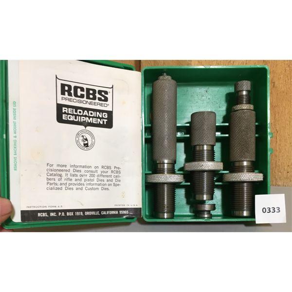 RCBS .450 CAL RELOADING DIE SET