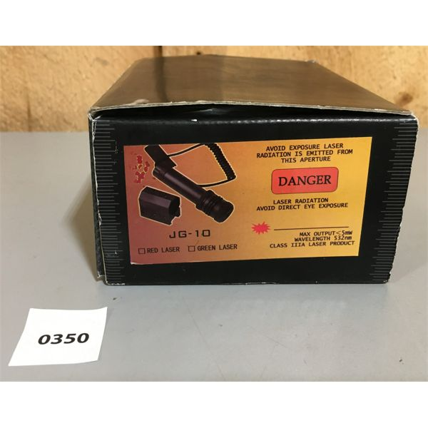 NCSTAR RED LASER SIGHT W/ BATTERY