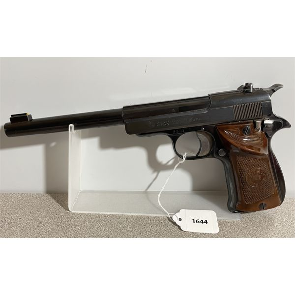 STAR MODEL F TARGET IN .22 LR - RESTRICTED CLASS