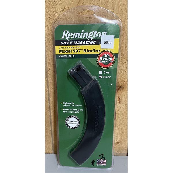 REMINGTON MODEL 597 .22 LR MAG