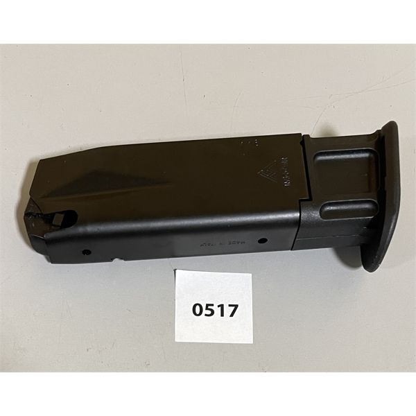WALTHER PPQ 9 MM MAG