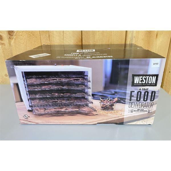 WESTON FOOD DEHYDRATOR - NEW