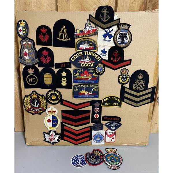JOB LOT - MISC BADGES W/ QTY BEING AVAITION - SEE ALL IMAGES