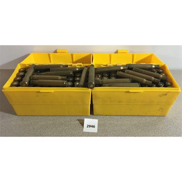 BRASS: 115X 30-06 SPRG- PRIMED