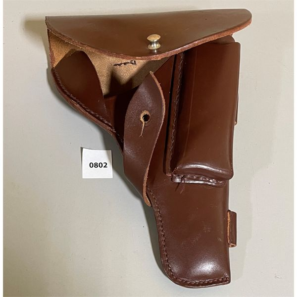 QUALITY LEATHER HOLSTER - ? FOR WALTHER PPK