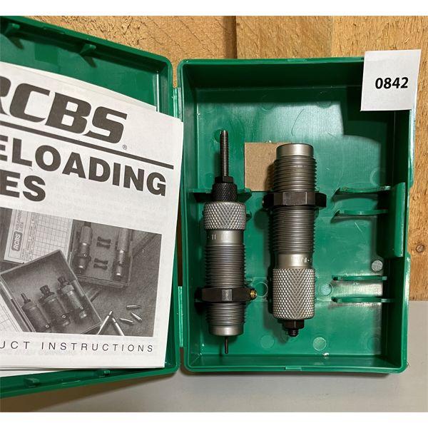 RCBS .243 RELOADING DIE SET - NEW