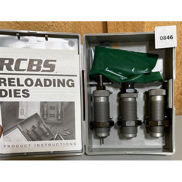 RCBS .32 S&W LONG RELOADING DIE SET - NEW