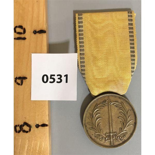 CAMPAIGN MEDAL 1849 - BADEN