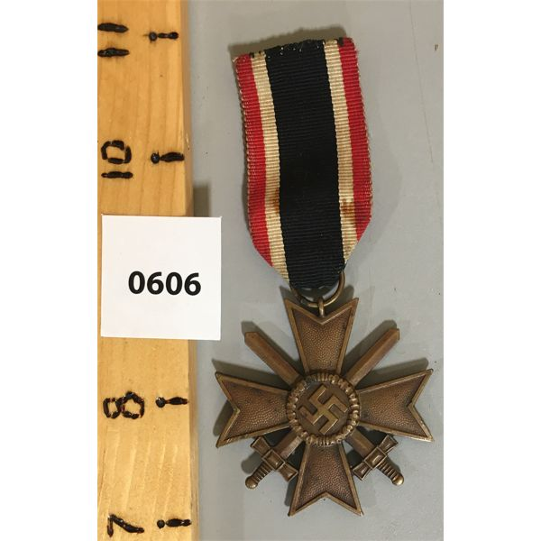 1939 WWII GERMAN SERVICE MEDAL