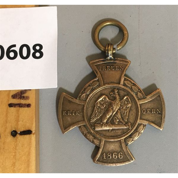 1866 KRIE-GERN MEDAL