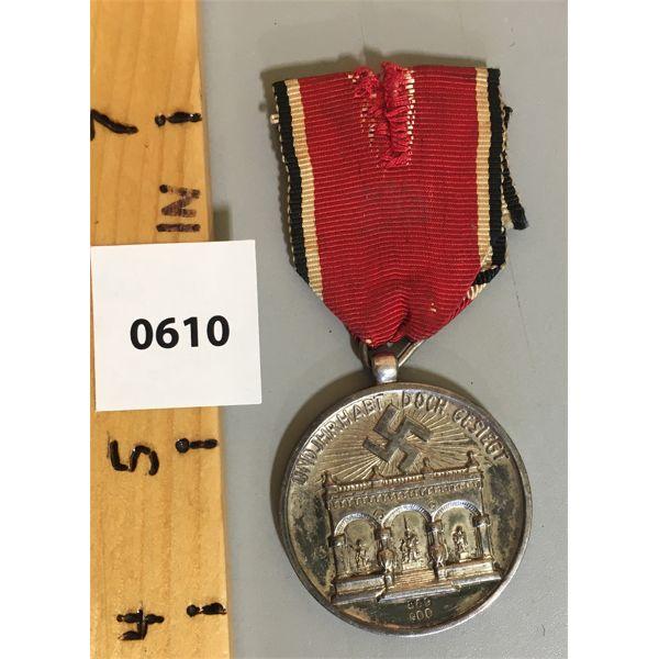 1923-1933 N.S.D.A.P. 'BLOOD ORDER' MEDAL