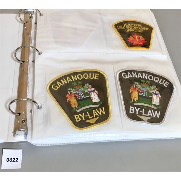 BINDER OF BY-LAW PATCHES