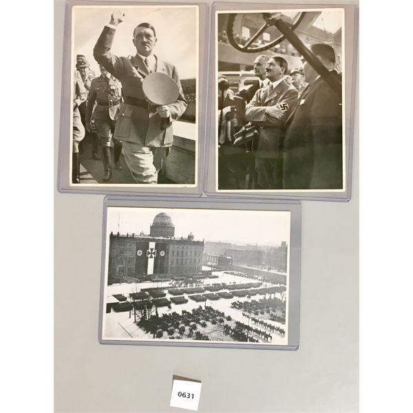 3X NAZI PICTURES